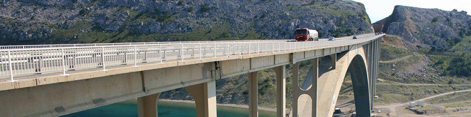 General Seven Krk Bridge